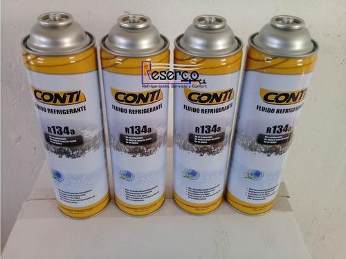 gas refrigerante r134a de 750g aire acondicionado automotriz