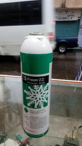 gas refrigerante r22 1 kg para minisplits o a/a de ventana