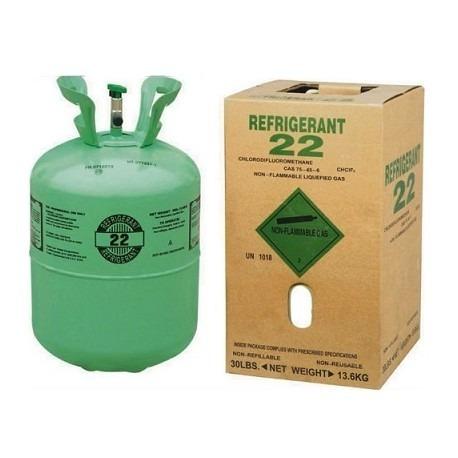 gas refrigerante r22 134a 404a 410a 407a,b,c.  chacao