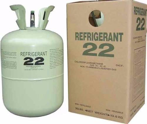 gas refrigerante r22 13,6 kg y de todo en refrigeración