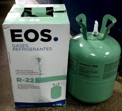 gás refrigerante r22 13.6kg  - pronta entrega