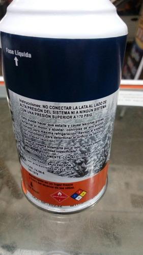 gas refrigerante r290 bote de 150 gramos