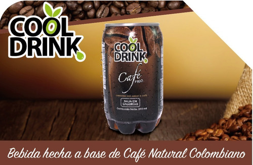 gaseosa de café cool drink - l a $8