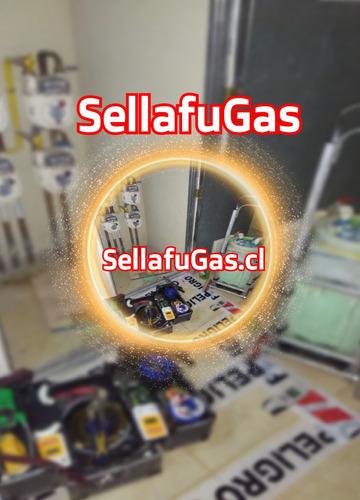 gasfiter fuga de gas sella fugas autorizado sec prodoral