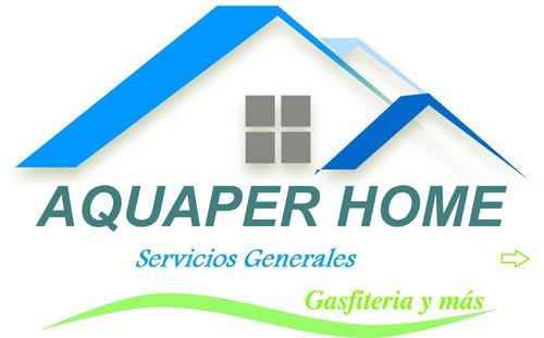 gasfiteros con garantía servicios a domicilio 24 horas