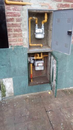 gasista matriculado insta gas natural con materiales $21.000