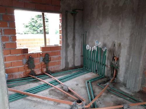 gasista matriculado, plomería y construcción