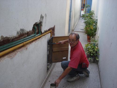 gasista matriculado - plomero - aire split matriculado -
