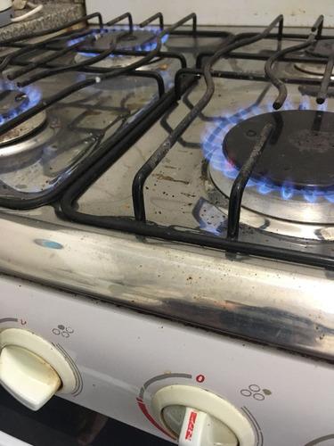 gasista matriculado plomero service cocina calefon estufa