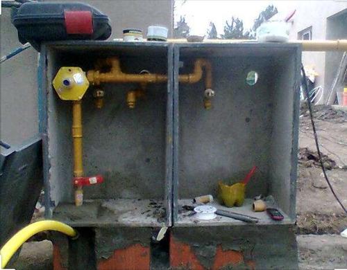 gasista matriculado reparador instalador trámites y planos