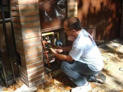 gasista, pintor, albañil, colocador de cerámica zona amba