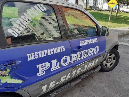 gasista service estufas calefones  calderas destapac.c/maqui