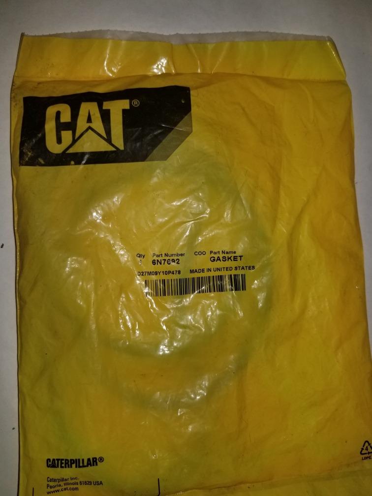 Gasket Sello 6n7692 Original Cat Para 3306 3406