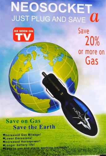 gasolina ahorra ahorrador
