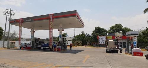gasolineria, traspaso