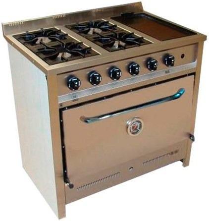gastroequip hornallas cocina industrial