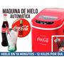 Fabrica De Hielo En 10 Minutos Coca Cola Portatil