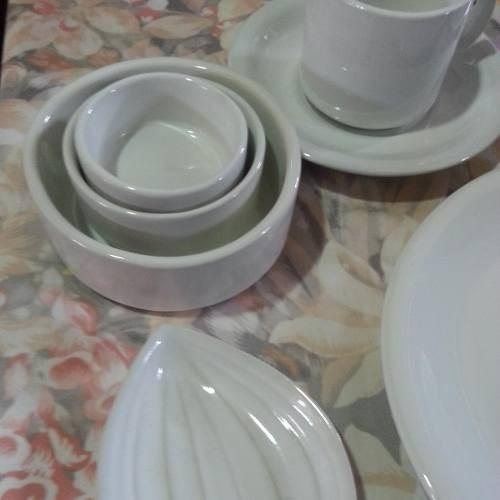 gastronomico! taza desayuno c/plato porcelana notsuji x 4