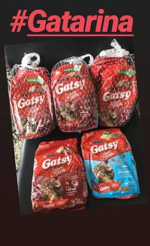 gatarina gatsy pescado y carne 500grs