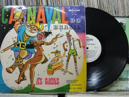 gatas carnaval brasil vocalistas tropicais luiz bandeira lp