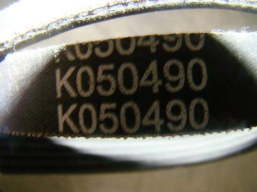 gates k050490 correa serpentina fit daihatsu rocky 92-92 1,