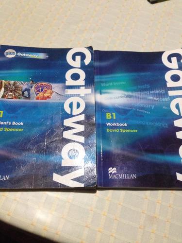 gateway b1 student's y workbook macmillan