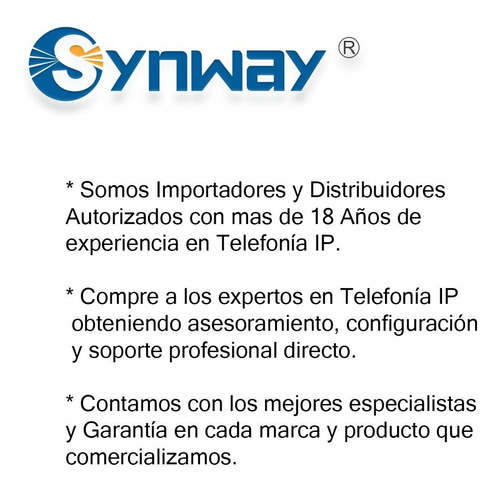 Gateway Gsm Synway 16 Canales Smg4016-wa Voip Sip Asterisk