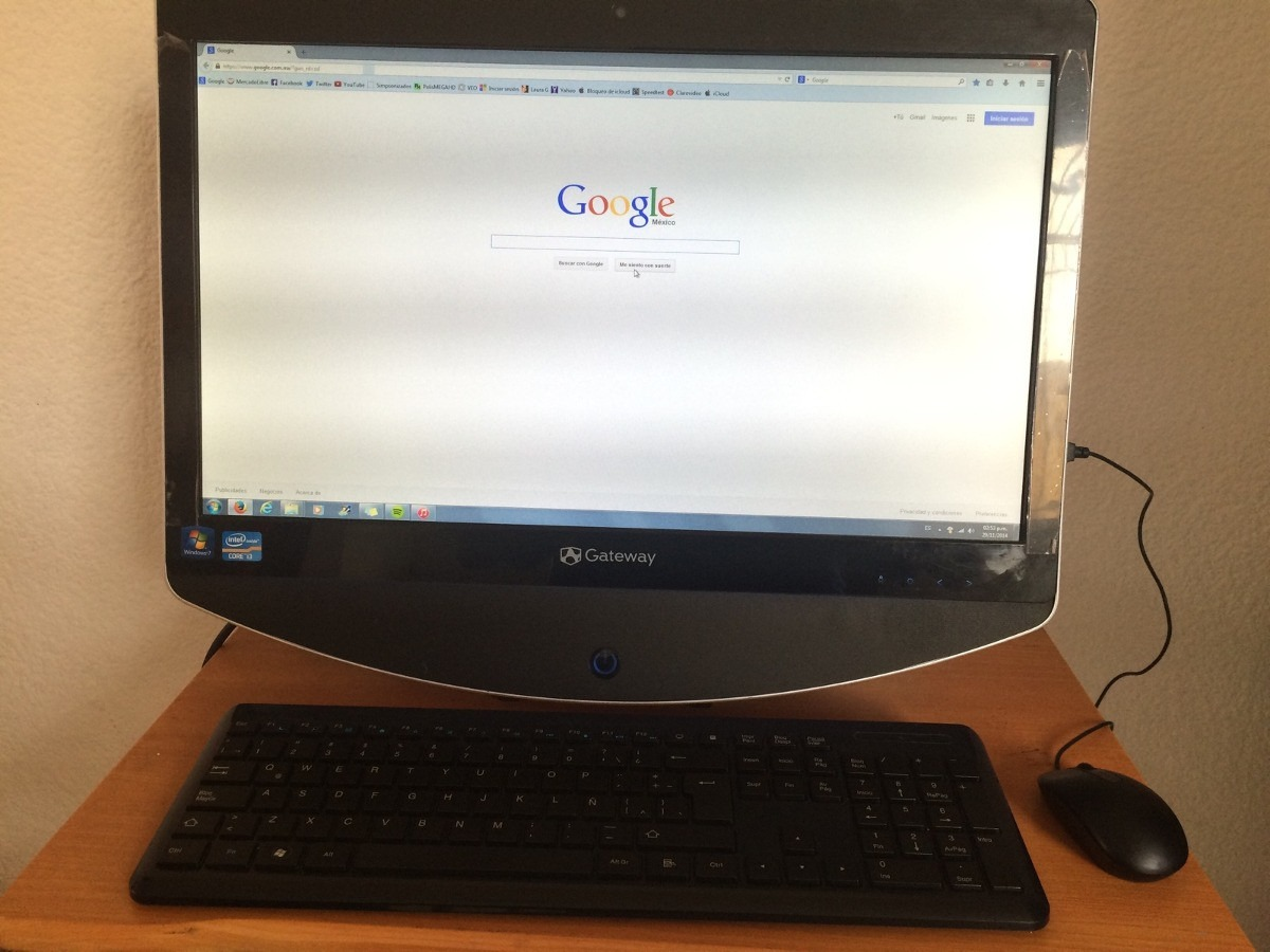 Gateway ZX6960 Vista