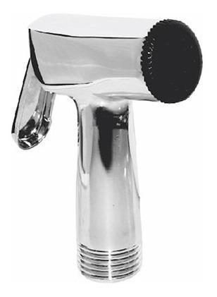 gatilho para duchas higiênicas em metal cromado