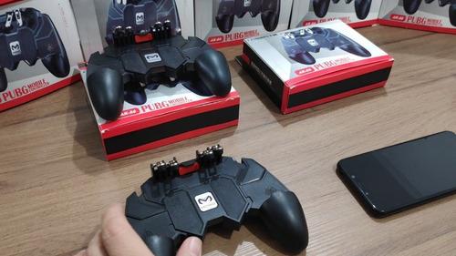 gatillos ak66 game pad fornite pubg freefire ros 4 gatillos