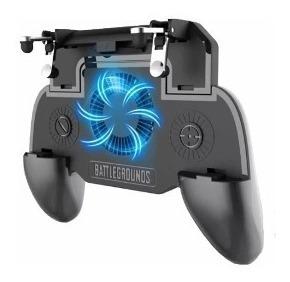 gatillos game pad sr ventilador power bank fornite pubg free