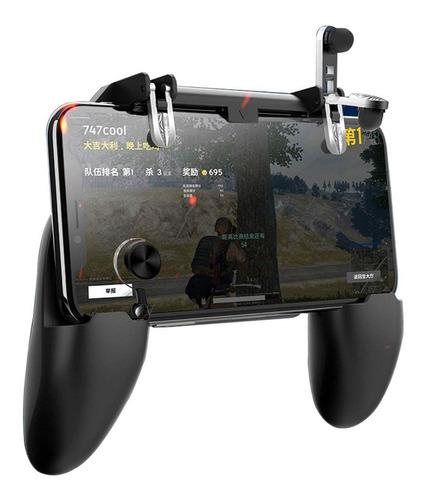 gatillos gamepad joystick pubg mobile freefire all in 1 w11+