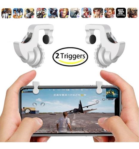 gatillos l1r1 botones ajustables pubg android envio gratis
