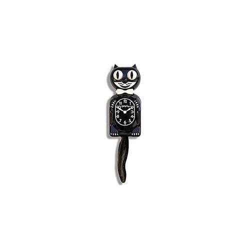 gatito-gato clásico negro - hecho por kit-gat + envio gratis