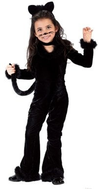 gatito juguetón costume toddler
