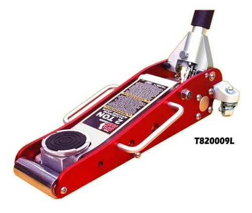gato caiman aluminio toolmach 2 tonelas casa taller t82009l