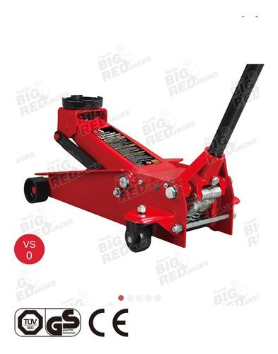 gato caiman hidraulico big red 3 ton taller t830023