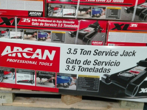 gato hidraulico 3.5 toneladas profesional