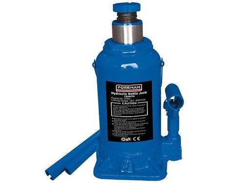 gato hidraulico tipo botella 4 toneladas foreman 13581/fo