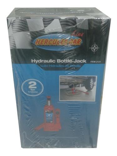 gato hidráulico tipo botella de 2 toneladas