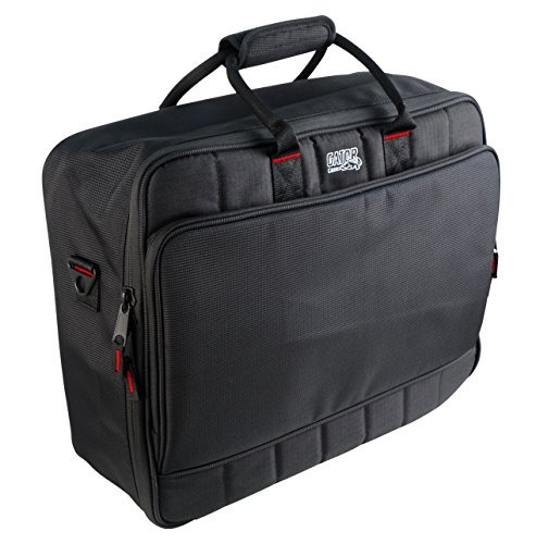 gator cases g-mixerbag-1818 18 x 18 x 5,5 pulgadas mixer /