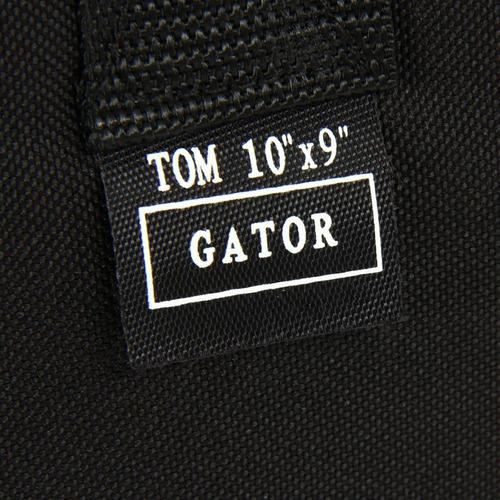 gator gp-fusion-100 fundas p/ bateria 10 + 12 + 14 + 14 + 22