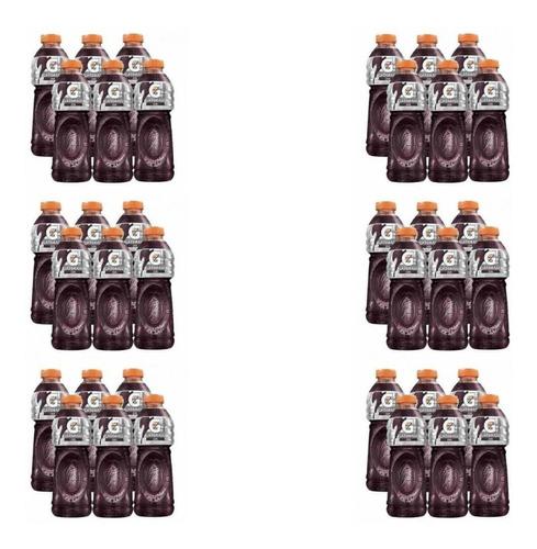 gatorade isotônico uva 6x500ml (kit c/06)