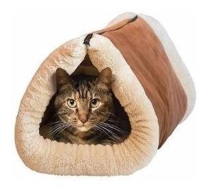 gatos mascotas cama