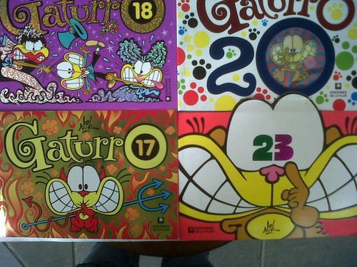 gaturro historietas-todos los numeros(1 al  28)!!!