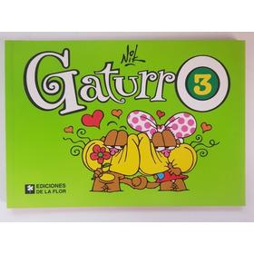 Gaturro Nro. 3 Nik - Ediciones De La Flor
