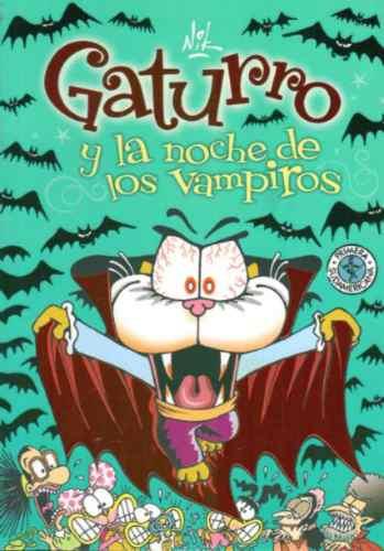 gaturro y la noche de los vampiros - nik