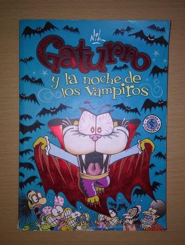 gaturro y la noche de los vampiros nik usado