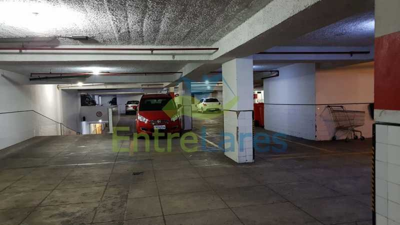 gávea, 1 suíte, 1 vaga de garagem, varanda, dependência completa. condomínio com infra estrutura. apartamento - ilap10043