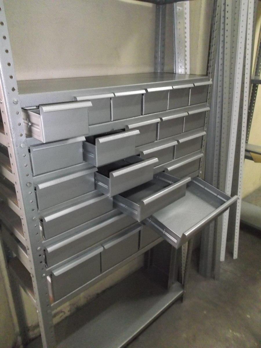 Gaveta caj n caja tornillera para estante anaquel - Cajones para estanterias ...